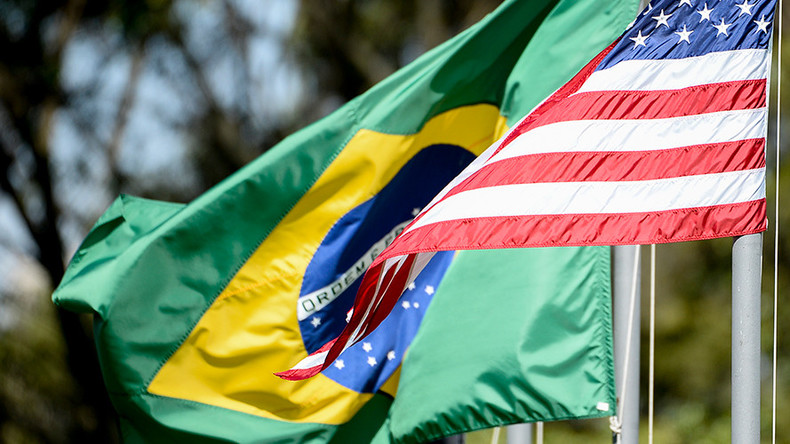 Brazilian govt may have blown cover of local CIA chief