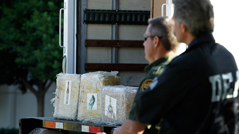 3 indicted after DEA agents seize record 100 lbs of fentanyl