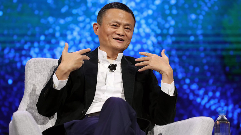 Jack Ma warns about dangers of artificial intelligence