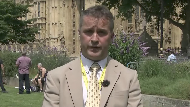 'Council negligence, penny-pinching': Scottish MP condemns Grenfell response (VIDEO)