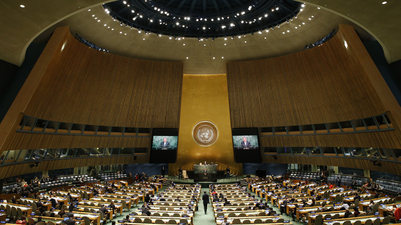 Russian diplomat Voronkov becomes first UN Counterterrorism chief