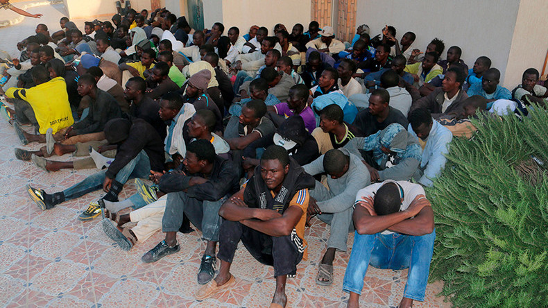 Nigerian 'Rambo' suspected of killing & torturing migrants in refugee camp arrested in Italy