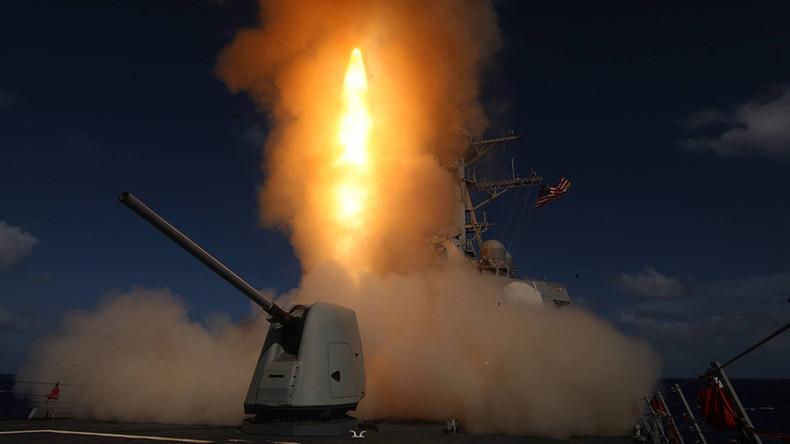 US Navy missile defense test fails off Hawaii