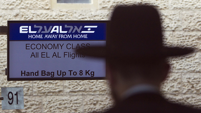 Asking women to swap seats for ultra-Orthodox Jewish men ruled illegal for Israeli airline