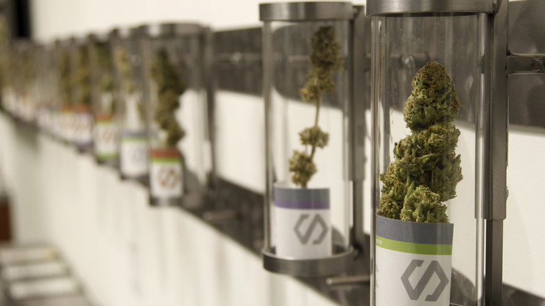 Don't take the high road? Study finds legal pot link to car crash rise