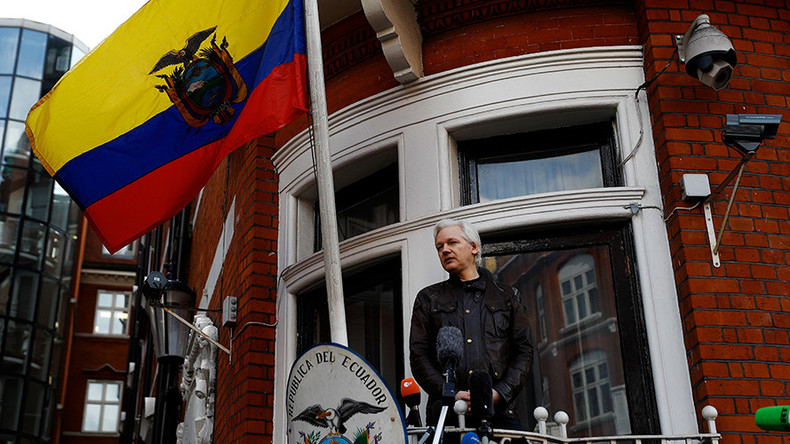 UK desperate to end Julian Assange embassy stand-off – Ecuadorian FM