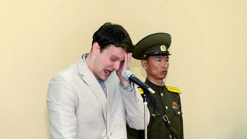N. Korea blames US student's death on Obama policy, calls itself 'biggest victim'