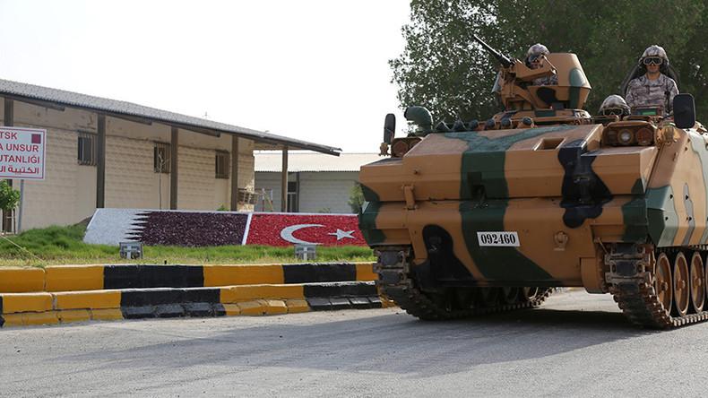 Turkey has no intention of closing Qatar base despite Saudi ultimatum