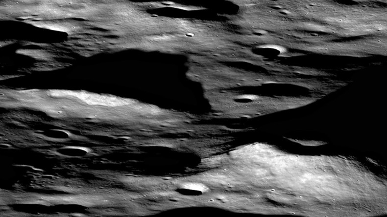 Lunar volcanoes: New NASA images highlight volcanic activity on the moon