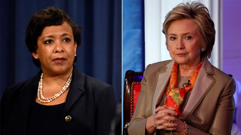 Former AG Loretta Lynch under Senate scrutiny over Clinton email probe