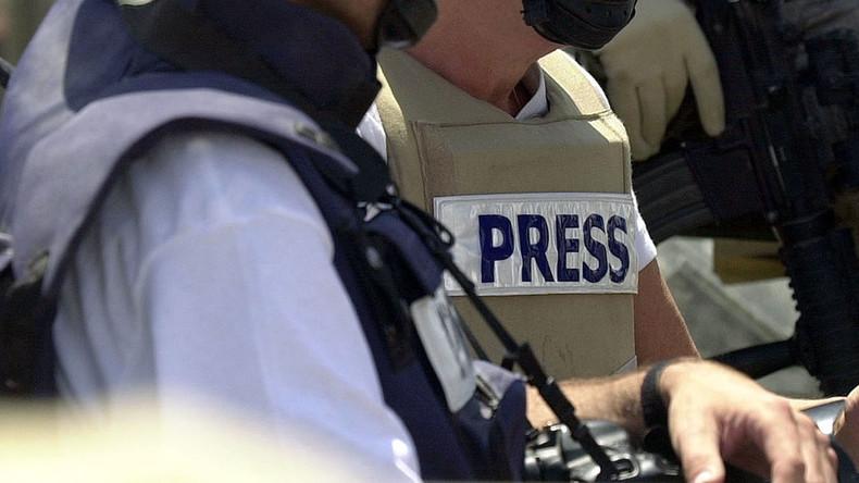 French journalist dies after landmine blast in ISIS-besieged Mosul
