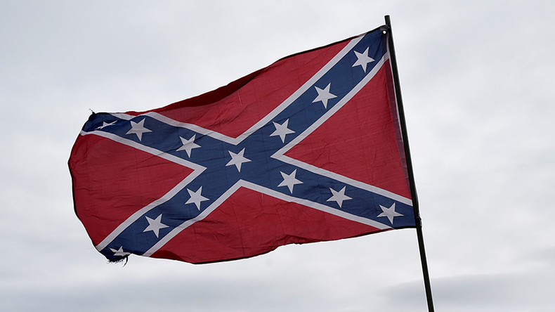 Shop owner attacked over Confederate flag he's fighting to remove