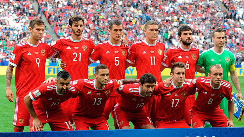 'Russian footballers never doped' – Deputy PM Mutko
