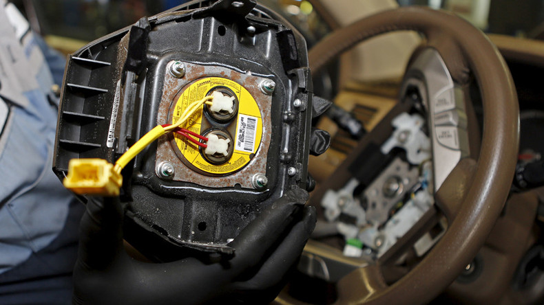 Japanese airbag maker Takata files for bankruptcy