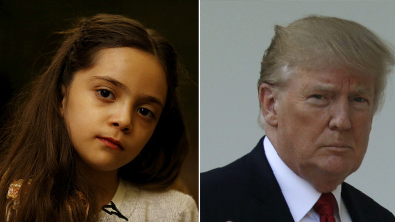 Trump and 8yo Syrian girl 'most influential people on the Internet' – Time magazine