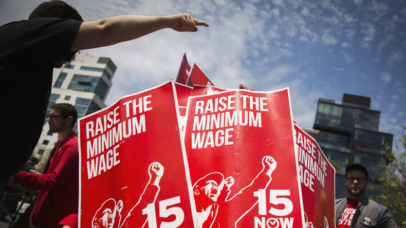 Seattle's minimum wage hike costing low-wage workers $125/month – study