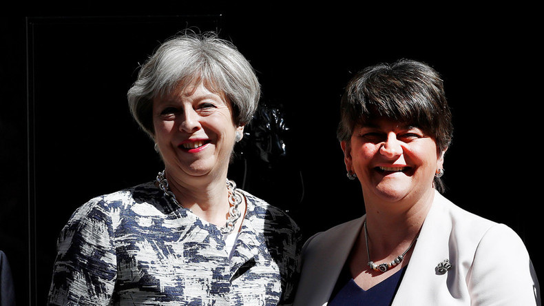 'Where's your magic money tree?' Theresa May faces backlash over £1bn 'bung' to DUP