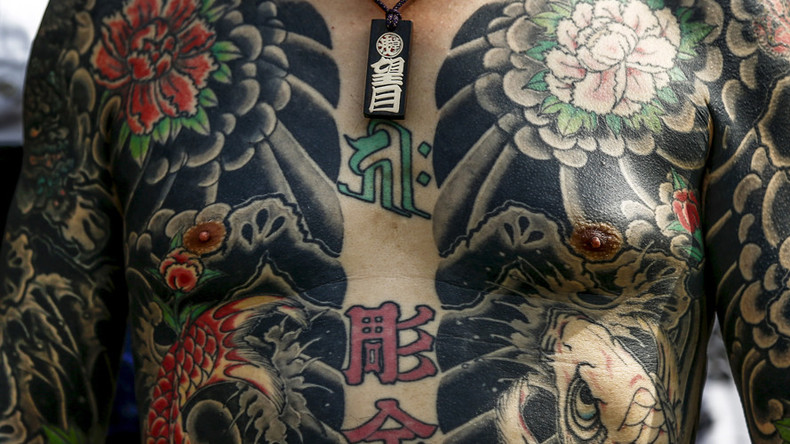Japan's Yakuza wants to go legit with 'private army' business