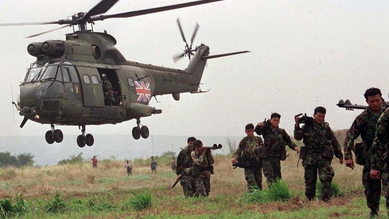 IT failures mean British military still issues soldiers antimalarial 'zombie drug'