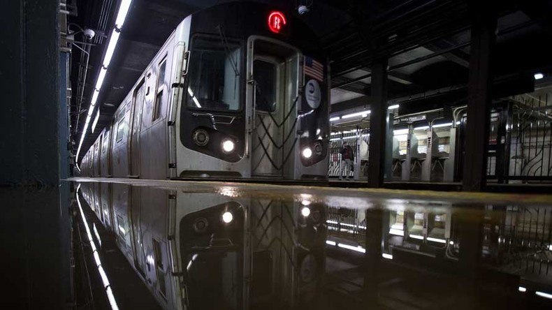 'The most terrifying 15 minutes of my life in NYC': Dozens injured after subway train derails