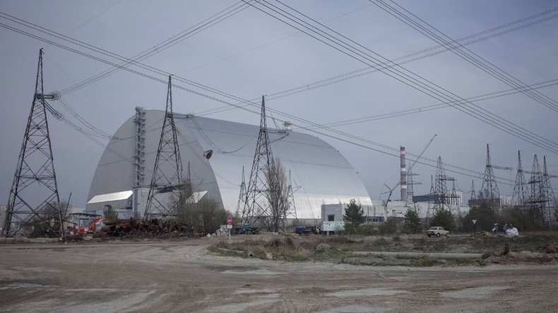 Ukraine cyberattacks disrupt some Chernobyl radiation checks