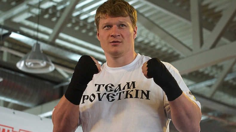 Boxer Povetkin reinstated in WBA and WBO world rankings after doping ban lifted – manager