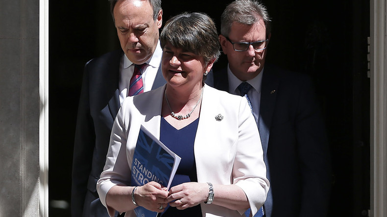 Tory-DUP deal indicates British soldiers won't be prosecuted for N. Ireland 'Troubles' killings