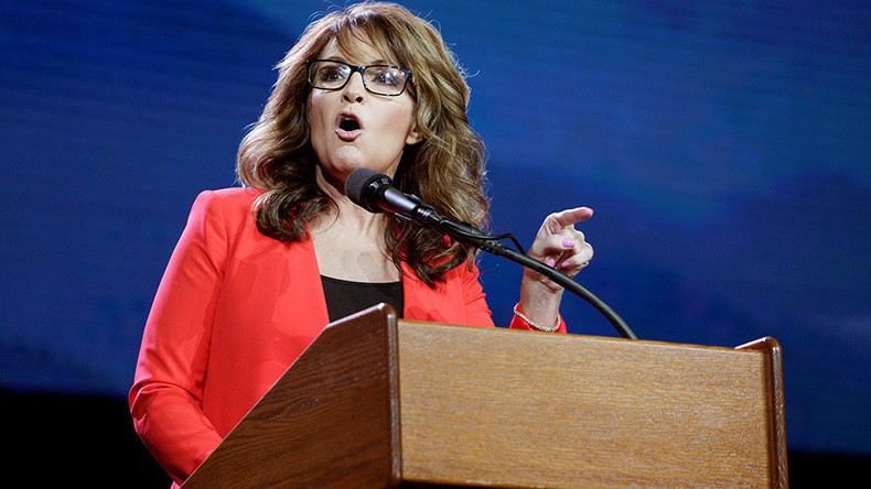 Palin sues NY Times for defamation after 'sickening' op-ed