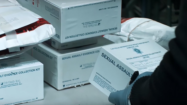 Nearly 850 rape kits growing mold at Austin Police Dept