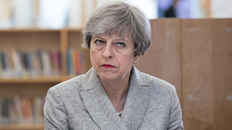 Theresa May will not last much longer as British PM, Citigroup warns clients