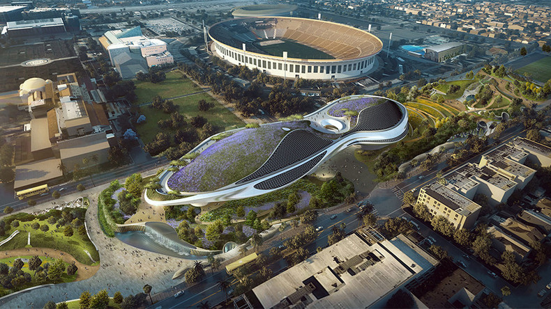 George Lucas granted permission to build billion-dollar museum in LA