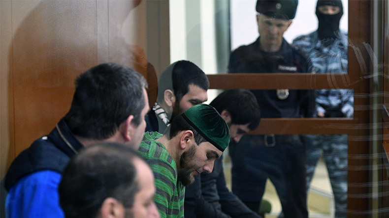 5 guilty in Nemtsov murder trial, 'mastermind' still at large