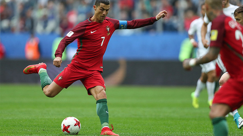 Confed Cup semifinal: Portugal take on Chile in Kazan for 1st  final berth