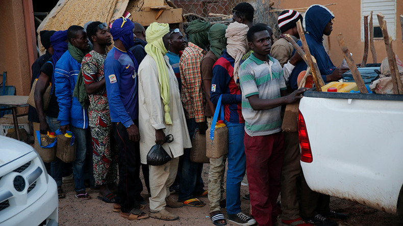 UN agency rescues 600 migrants in Sahara, 51 missing, presumed dead