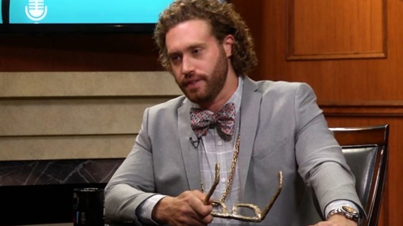 T.J. Miller on stand-up, Spielberg, & leaving 'Silicon Valley'