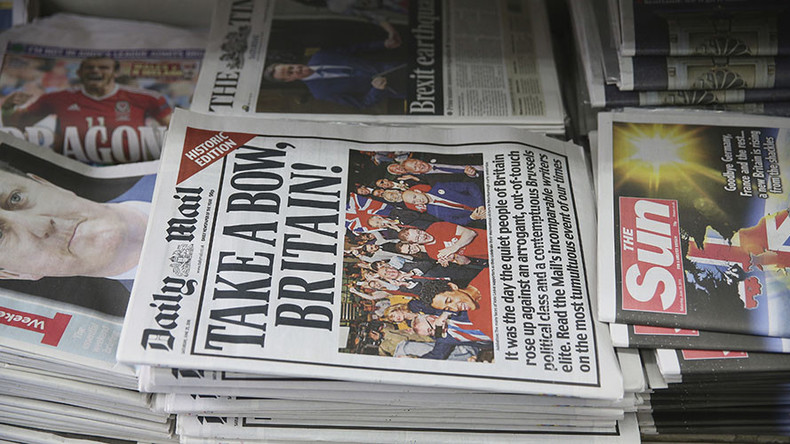 Media elite: 51% of UK journalists went to private school, more than in 1980s – study