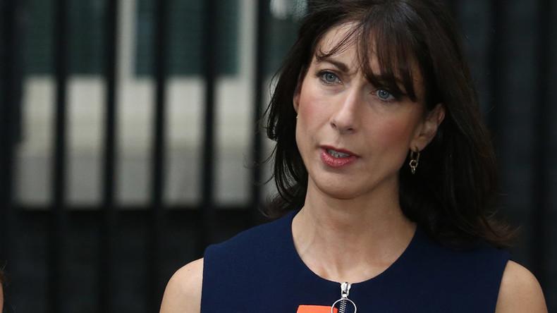 Samantha Cameron has 'no disposable income' despite aristocratic family & ex-PM husband's wealth