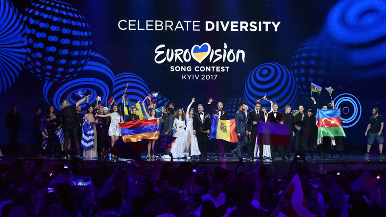 Ukraine faces fine over Eurovision delays, decision to bar Russian entrant