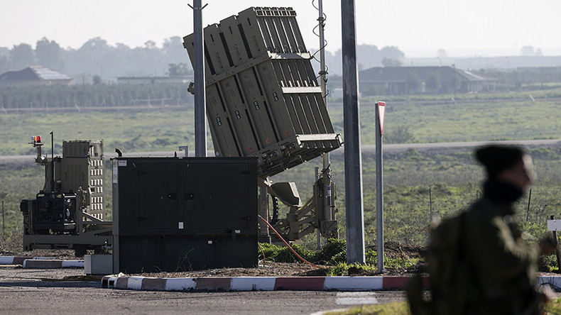 US senators propose $558mn more for Israeli missile defense
