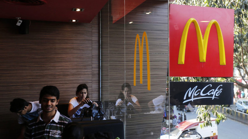 Most McDonald's restaurants shut down in New Delhi