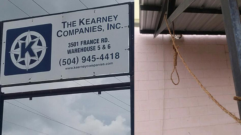 'I don't feel safe': African American man quits job after finding noose at work