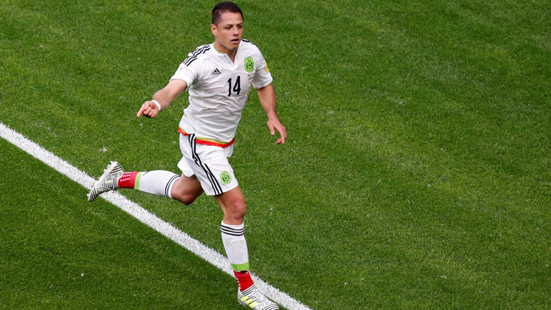 Hernandez thanks Russian fans for support, says Mexico now focused on 3rd place playoff