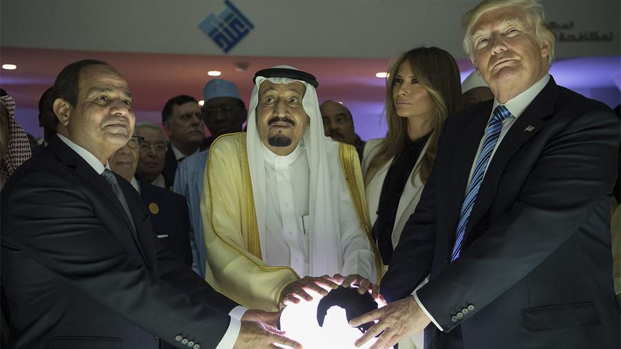 After Riyadh summit, Sunni unity crumbles