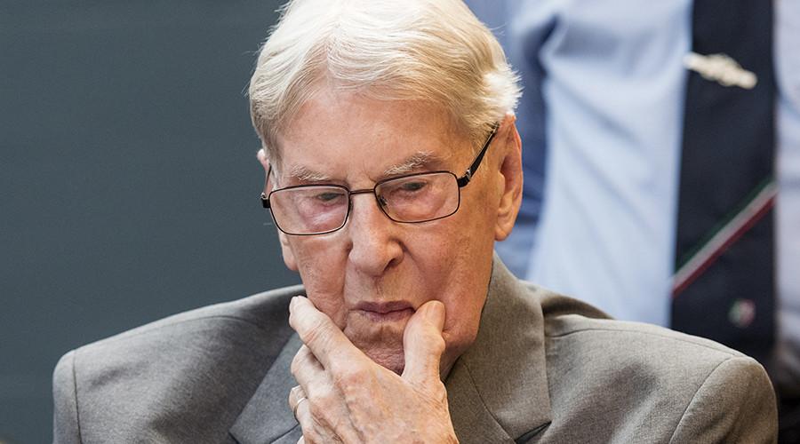 Nazi accessory to murder of 170,000 Auschwitz prisoners dies a free man
