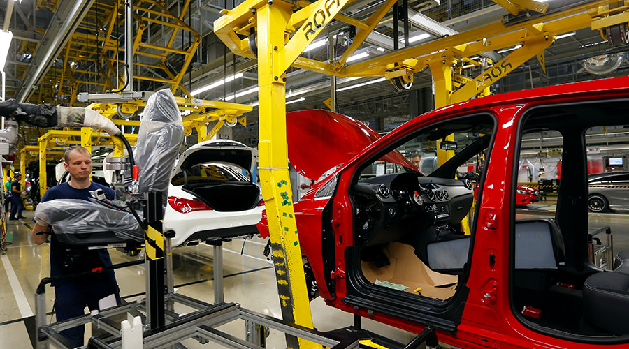BMW aims to finalize Russian autoplant deal before end of 2018