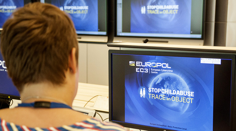 Europol crowdsources child abuse cold cases to combat dark web pedophiles