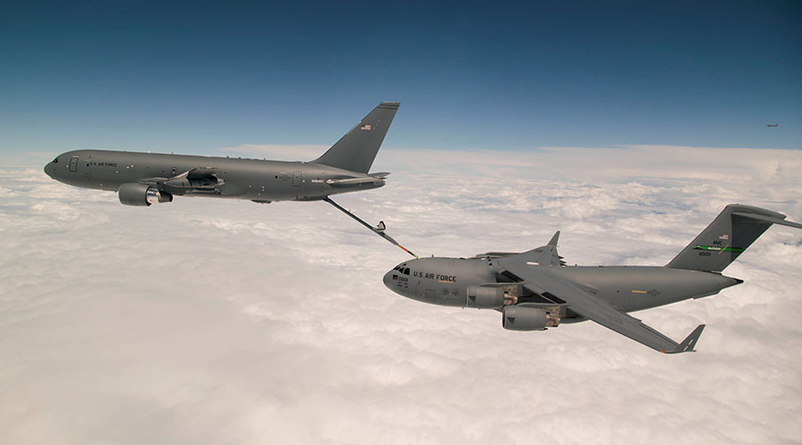 Boeing's stealthy Pegasus air tankers to refuel USAF jets in complete darkness (PHOTOS)