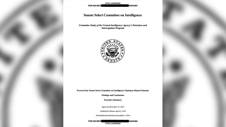 Democrats accuse Trump of 'erasing history' as GOP recalls copies of torture report