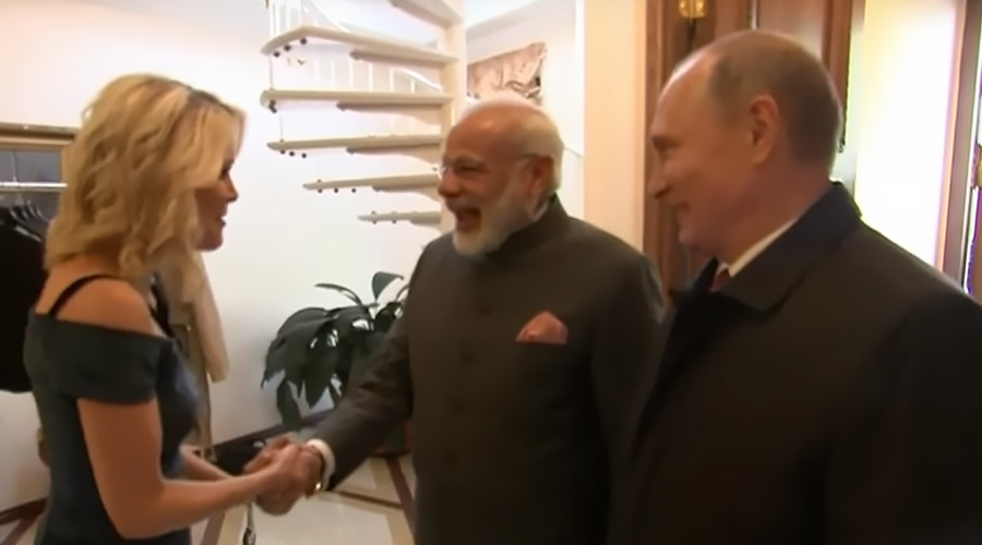 'Are you on Twitter?' Megyn Kelly asks world's 2nd-most followed leader Modi