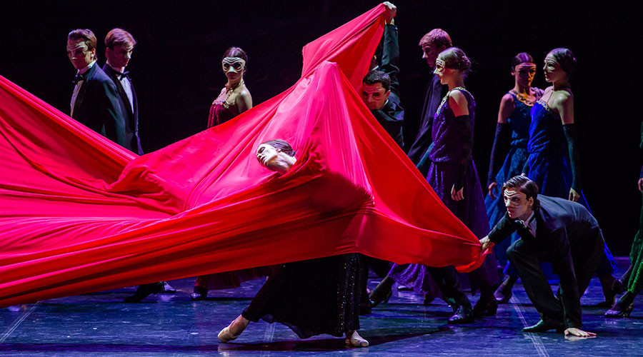 Russia's Eifman Ballet hits New York City Center with grand North American tour